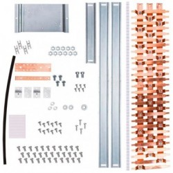 Barramento CEMAR QDETG II-U Bifásico 4551 56 Disjuntores 225A