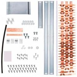 Barramento CEMAR QDETG II-U Bifásico 4552 70 Disjuntores 225A