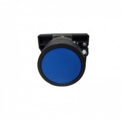 Botão p/ Comando STECK Impulso 22MM S-PRN4 Azul