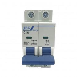 Disjuntor JNG Bipolar 16A (C)