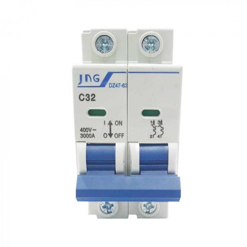 Disjuntor JNG Bipolar 32A (C)