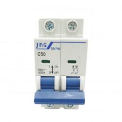 Disjuntor JNG Bipolar 50A (C)