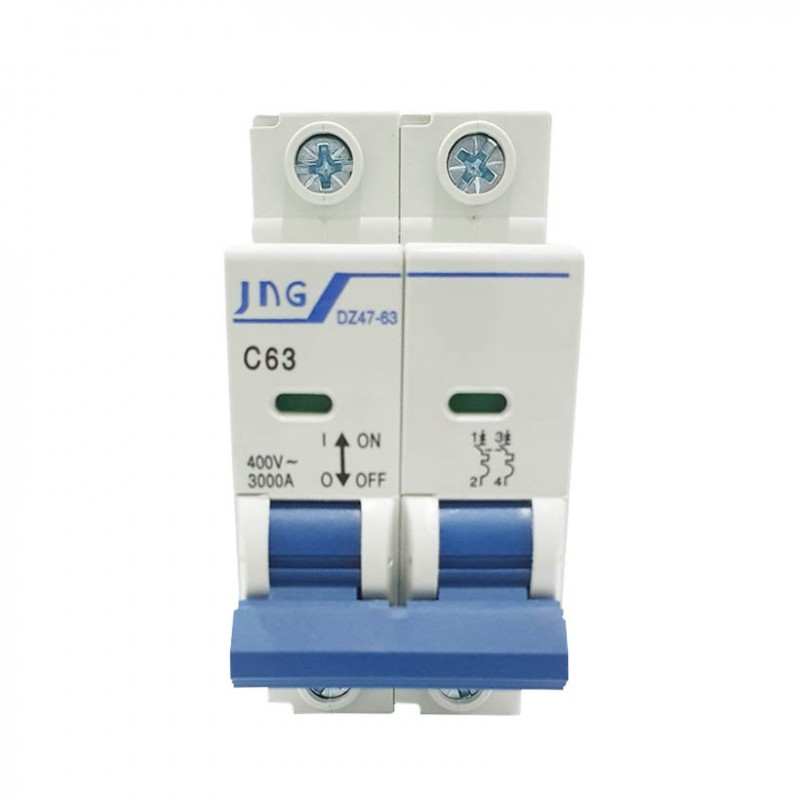 Disjuntor JNG Bipolar 63A (C)