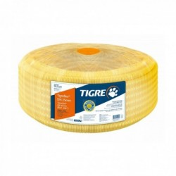 Conduíte Corrugado TIGRE Amarelo (C) 1 por metro - 32MM
