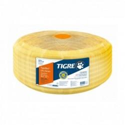Conduíte Corrugado TIGRE Amarelo (C) 3/4 por metro - 25MM