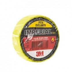 Fita Isolante 3M IMPERIAL 10M Amarela