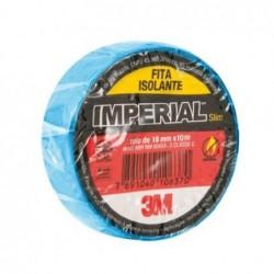 Fita Isolante 3M IMPERIAL 10M Azul