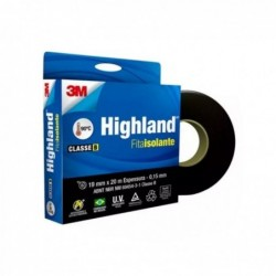 Fita Isolante Highland 3M 20M