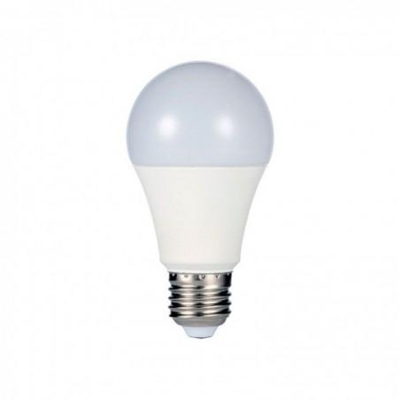 Lâmpada LED Bulbo 9W 6500K Bivolt