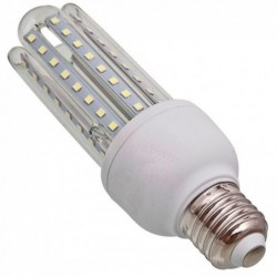 Lâmpada LED Compacta Milho 9W 6500K