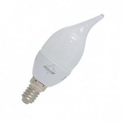 Lâmpada LED Vela ECOLUME 2W 5000K E27