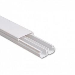 Linha Siena Fácil 6201 Canaleta 20X10X2000mm Branco