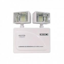 Luminária de Emergência SEGURIMAX LED 3000LM 2 faróis